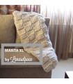 Patrón Manta XL