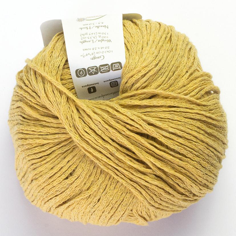 Cotton mostaza A019